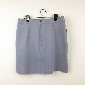 Greg Norman Collection Skirts - Greg Norman White and Navy Skirt